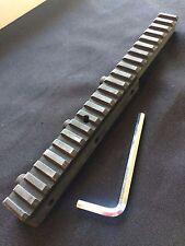 SAKO Picatinny Rail Adapter, Scope Mount, 225MM Long, TRG-22/42, S151W231