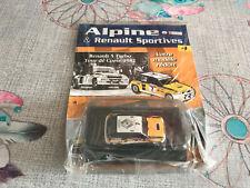 Voiture Miniature Renault 5 Turbo Tour de Corse 1982 1/43 Eligor