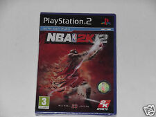 NBA 2K12 FOR PLAYSTATION 2 'NEVER BEEN OPENED'