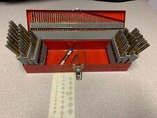 Handyman Club of America 115 piece drill bit Set WS31