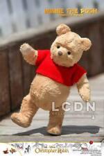 Hot Toys MMS502 Disney Winnie the Pooh Winnie l'Ourson Collectible Figure 24cm