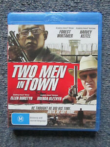 DVD BLU-RAY TWO MEN IN TOWN   GREAT  *** MUST SEE ****
