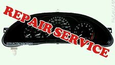 "2000 2005 Chevrolet Cavalier Instrument Cluster Repair Service  ""Speedometer"""