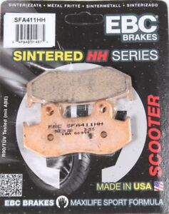 EBC SFA411HH SFA Sintered Scooter Brake Pads (Made In USA)