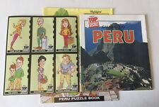 PERU Highlights Top Secret Adventures Case #66321 Emergency in the Andes