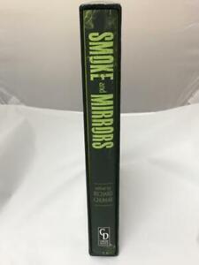 Humo Y Mirrors, Editado por Richard Chizmar (Primero Edición) Ltd Firmado