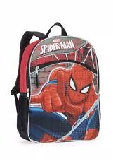 """Marvel Spiderman 16"""" Full Size Backpack"""