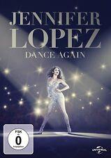 Jennifer Lopez-Dance Again DVD NEUF