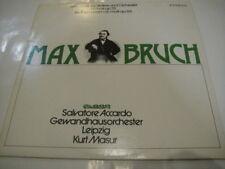 Max Bruch: Serenade 75 Salvatore Accardo - violin,Kurt Masur – conductor ETERNA