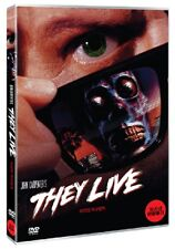 They Live (1988) - John Carpenter DVD *NEW