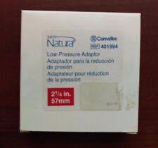"Convatec SUR-FIT Natura Low-Pressure Adaptor 2¼"" 57mm #401994 NEW 1 Each per Box"