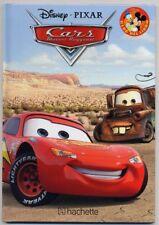 CARS - Club del libro Disney HACHETTE 2014 - NUOVO