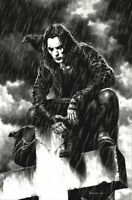 The Crow #3 Virgin Variant LETHE  MICO SUAYAN - GUARANTEED ALLOCATION