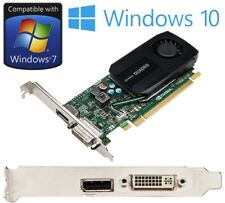 nVidia Quadro K600 1GB DDR3 PCI-E DisplayPort DVI Graphics Card