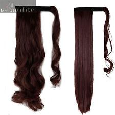 Dark Auburn Hair Extensions Ebay