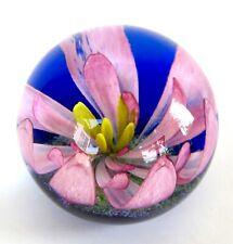 Caithness Glass PAPERWEIGHT Rainbow Dawn 5778595