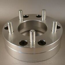 "4 WHEEL SPACERS ADAPTERS CONVERTS 6x5.5 to 5x135 2"" THICK 6 LUG to 5 LUG SPACER"