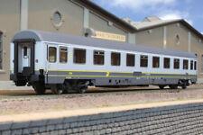 LS MODELS 47462 UIC-Z Eurofima 1 CL. Bigrigio, fasce gialle, logo XMPR giallo