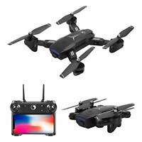 U'king Drone with 1080P camera HD WiFi live transmission, RC Quadrocopter
