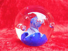 Sublime Glasgewicht __Presse-Papiers__ Paperweight__Cathues Tango Scotland _