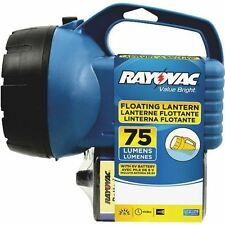 (6 Pack) RAYOVAC 6V FLOATING LANTERN - WATER RESISTANT