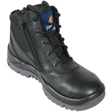 mongrel 261020 work boots steel cap airzone system othotec pu innersole black