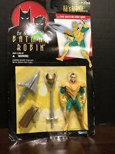 Adventures of Batman and Robin - Ras Al Ghul Action Figure 64088 Strike Shooter