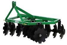 HAYES 5FT 3 POINT LINKAGE TRACTOR DISC HARROWS - OFFSET