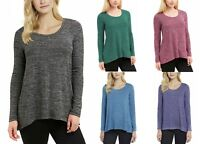 Jones New York Women's Long Sleeve Pullover Knit Top - Select a size/color
