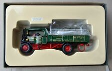 CORGI VINTAGE GLORY OF STEAM - FODEN STEAM WAGON WITH TANK - IND COOPE