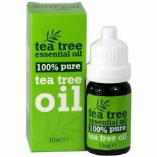 100 % Pure Tea Tree Essential Oil 10ml Melaleuca Alternifolia, Anti Fungal FAST