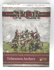 SPQR 152214003 Tribesmen Archers (Gaul) Warriors with Bows Gallic Tribe Infantry