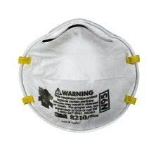 Dust Respirators Safety Painters Mask, N95, 20-Pack