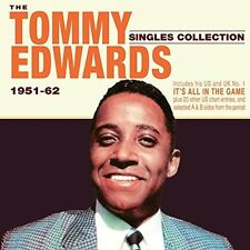 Tommy Edwards - Singles Collection 1951-62 [New CD]