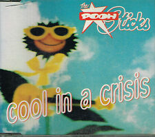 CD maxi: the Pooh Sticks: cool in a crisis. seed