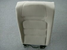 06-07 Mazda 6 sedan tan cloth left rear seat back