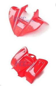 Kazuma Meerkat Front & Rear Fender Set Plastic Redcat 50CC RED V APS01+02
