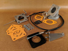 Land Rover Series 2.25 Petrol SU Carburettor Adaptor Kit - Complete Version