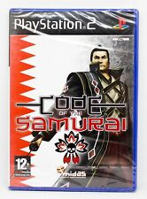 CODE OF THE SAMURAI - PLAYSTATION 2 PS2 PLAY STATION 2 - PAL ESPAÑA - NUEVO