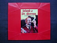 2005 MONSTERWAX *ISLAND OF DR. MOREAU* UNWAXED WRAPPER