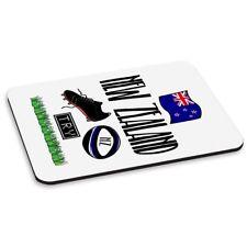 Rugby Zealand tapis de souris PC ordinateur Drôle League Drapeau Britannique