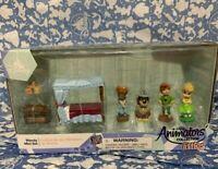 Disney Animators Collection the Littles Wendy Mini Play Set – Peter Pan