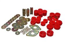 Energy Suspension for 96-99 Toyota 4Runner 2WD/4WD Red Body Mount Bushing Set -
