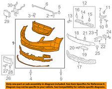 Buick GM OEM 14-16 LaCrosse-Bumper Cover 90904905