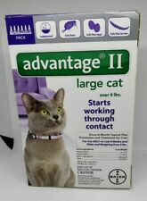 Bayer Advantage Ii for Large Cats over 9 lbs #31