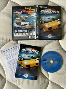 NEED FOR SPEED HOT PERSUIT 2 BY EA (FULLY COMPLETE FROM NEW WITH MANUAL)