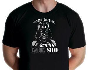 Come To The Dark Side T-shirt (Jarod Art Design)