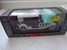 Rio 1/43 - Ref 67 - Isotta Fraschini 8A Cabriolet de Ville 1929 Modelo Coche