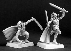 Reaper Warlord Mercenaries Shadow Sisters - Adepts Pack New