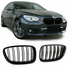 FRONT GRILLS CARBON FOR BMW GT F07 09-16 SERIES 5 M-LOOK
